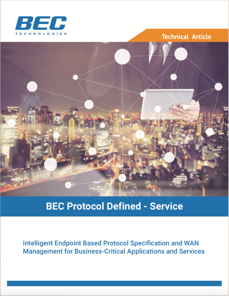 BEC Protocol Defined-Services