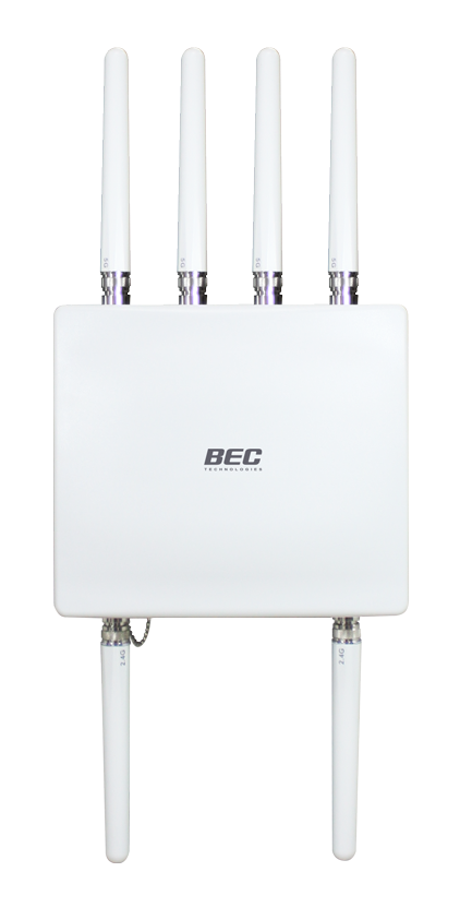 BEC 4700 Series Outdoor LTE Routers