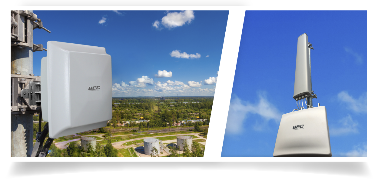 BEC's 5GHz Unlicensed Connectivity Solutions