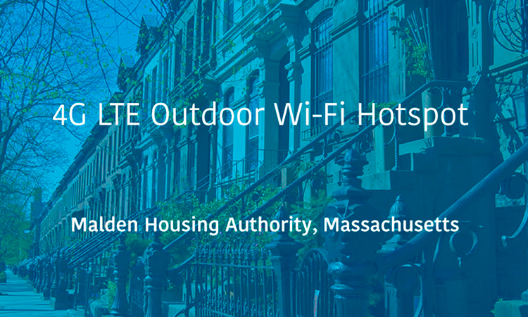 BEC Technologies customer success story with Advanced Mobile Solution and Malden Housing Authority