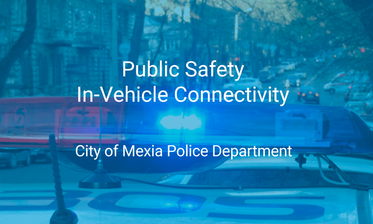 BEC Technologies case study with City of Mexia Police Department