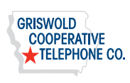 Griswold Cooperative Telephone Logo