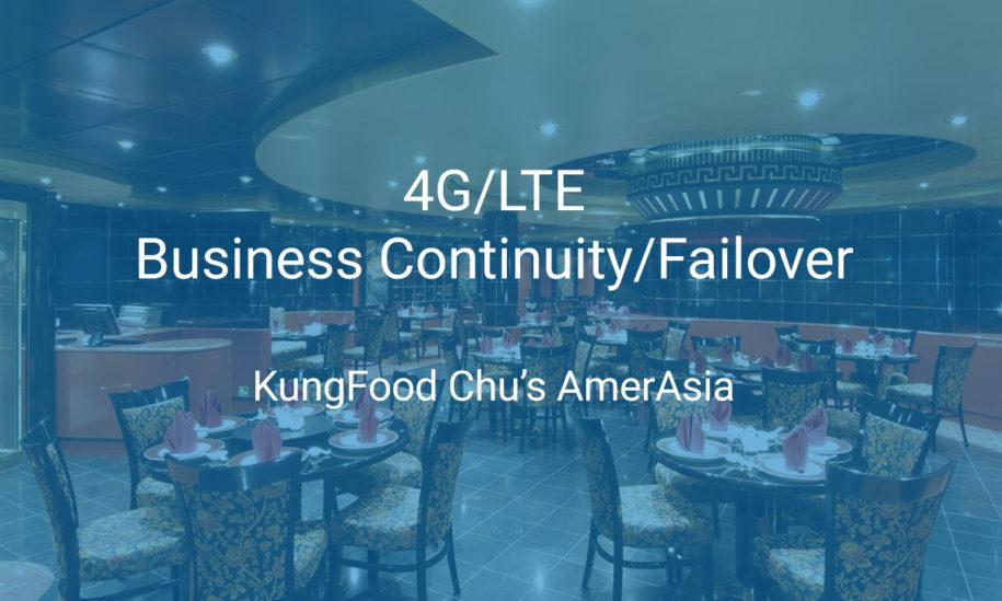 Case Study: KungFood Chu's AmerAsia Chinese Restaurant