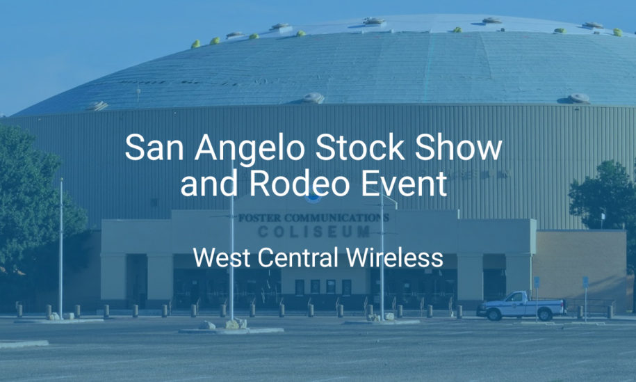 San Angelo Stock Show & Rodeo Event