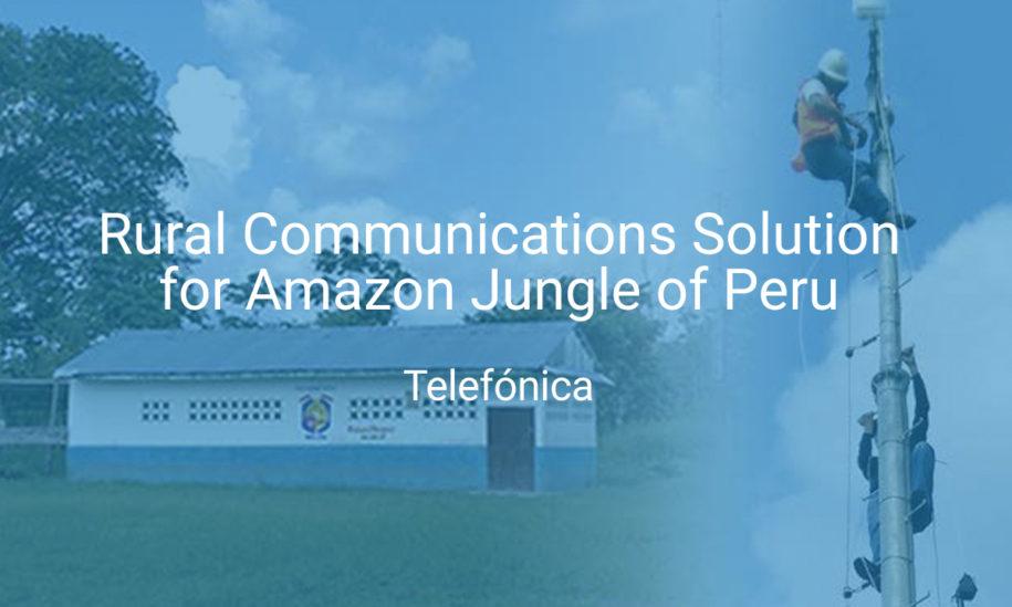 Amazon Jungle of Peru