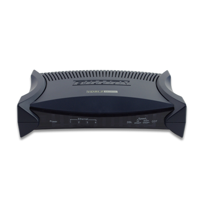 BEC 8200M VDSL2 Single-Port Modem with 4 Ethernet Ports