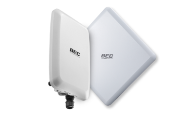 BEC's CBRS based private LTE outdoor devices