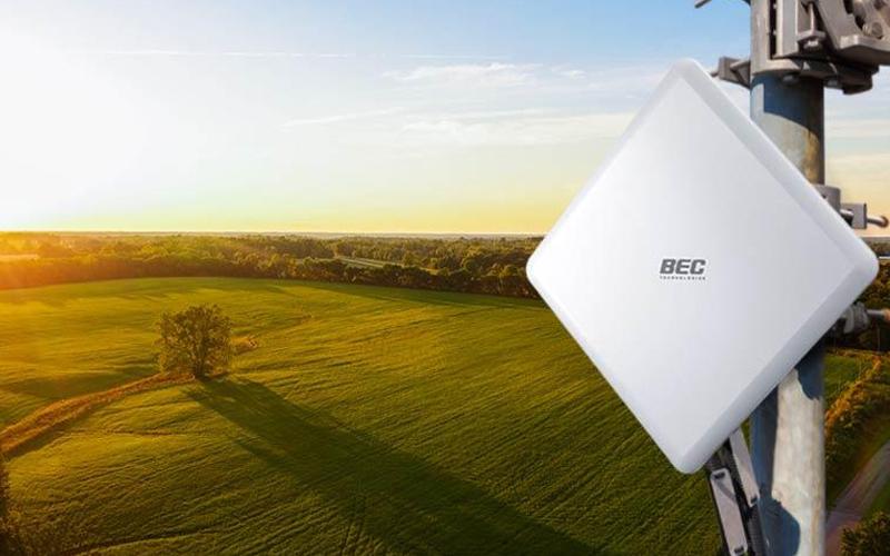 BEC RidgeWave® 6900R21 CBRS Fixed Wireless Access