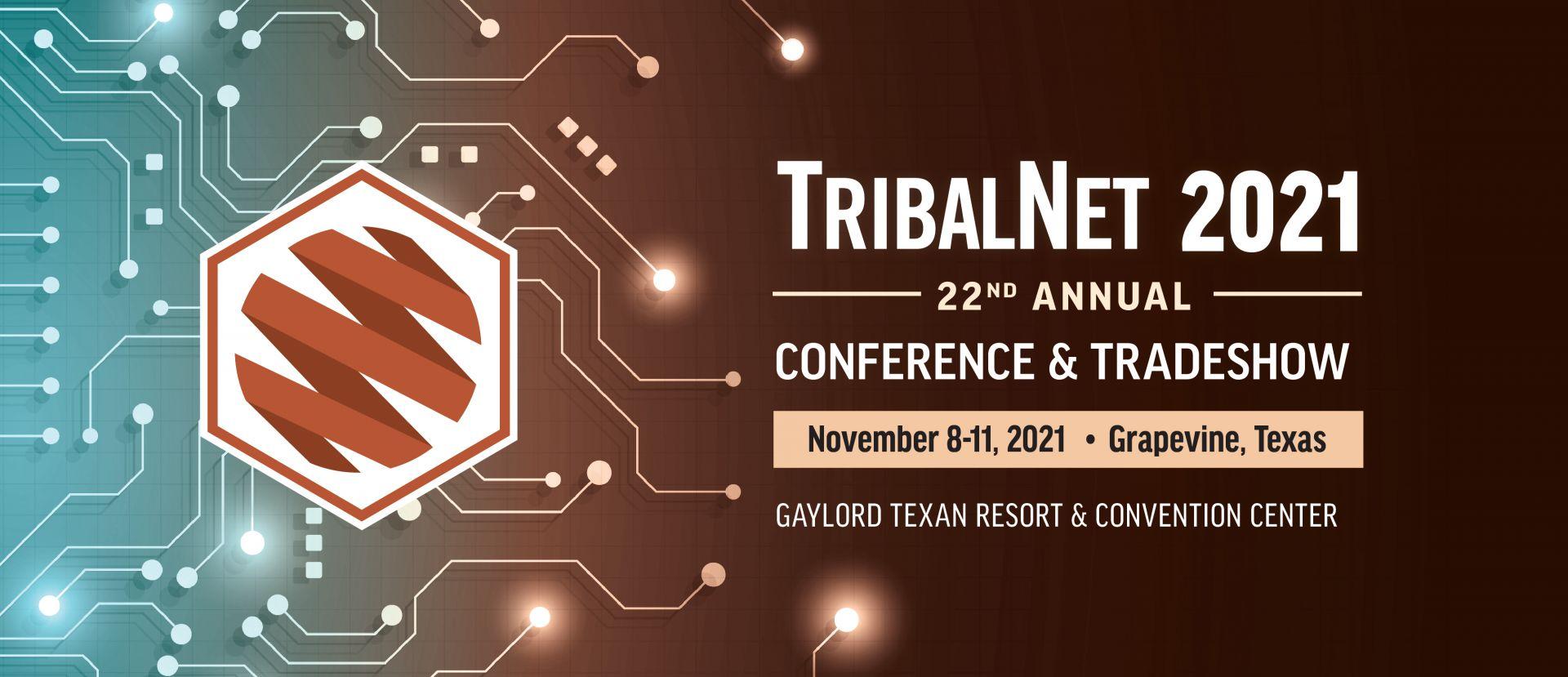 TribalNet 2021 Conference & Trade Show Logo