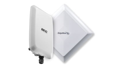 BEC Private Network Outdoor Devices for Industrial Applications